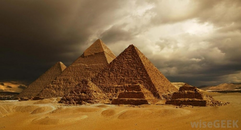 Kim tự tháp Giza