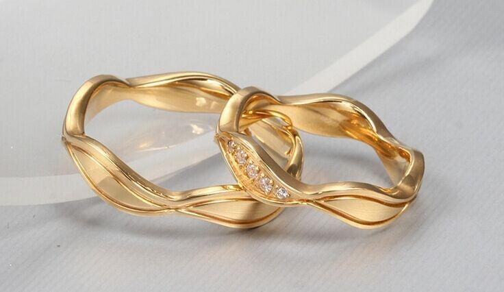 Nhẫn cưới Hải Phòng của Kim Vinh