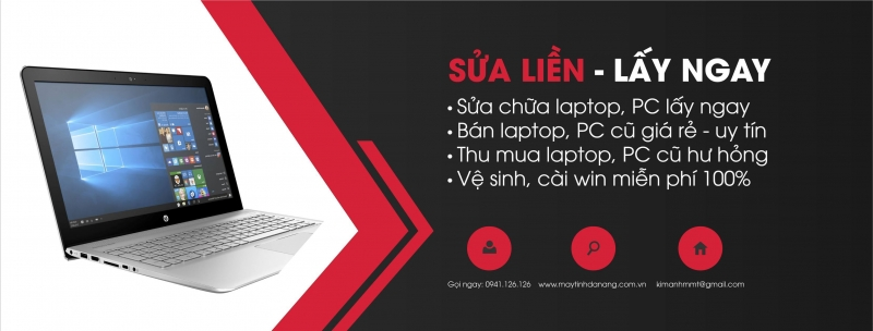 Laptop cũ Kim Anh