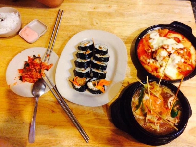 Món ăn Hàn
