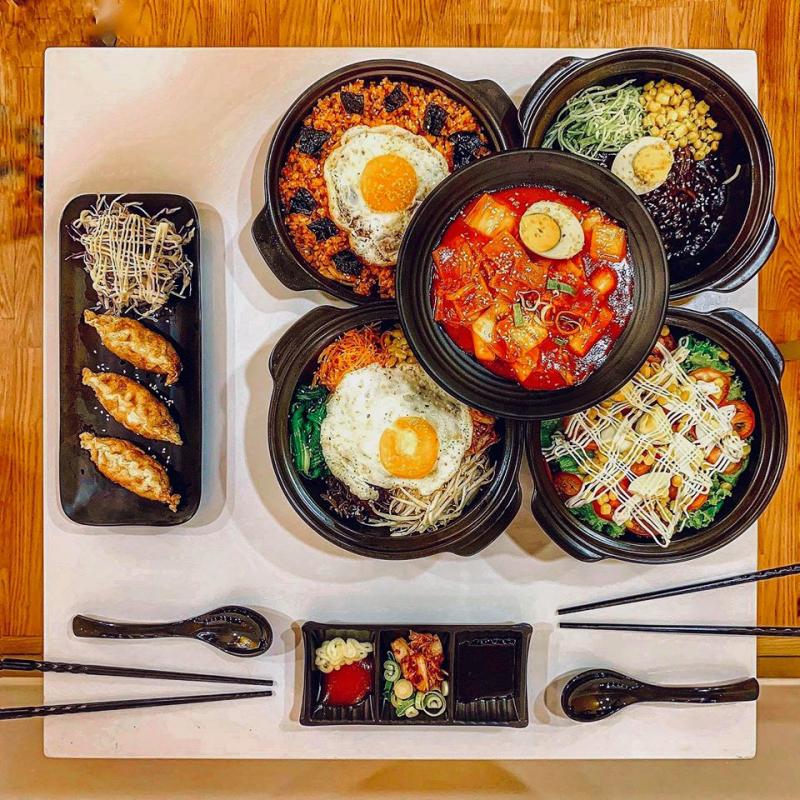 Top 10 Quán ăn Hàn Quốc ngon ở quận Phú Nhuận, TP. HCM
