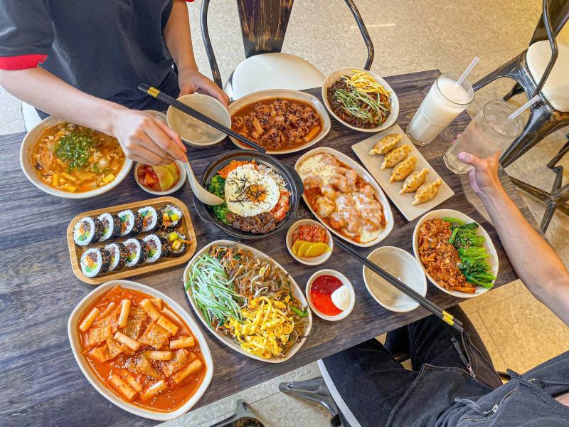 Kimbap Korea