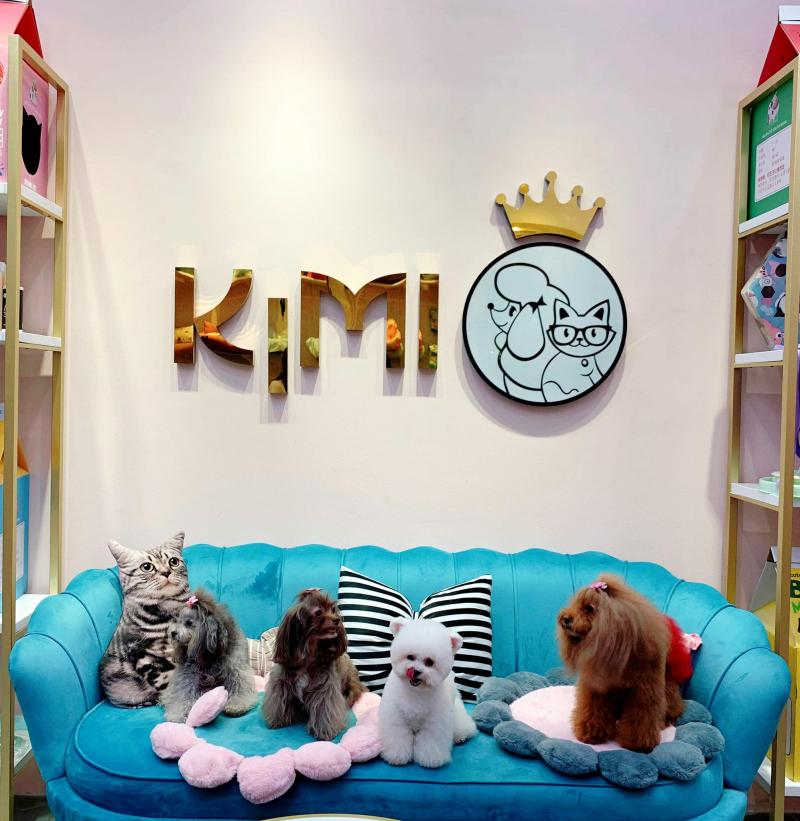 Kimi Pet - Thế Giới Thú Cưng