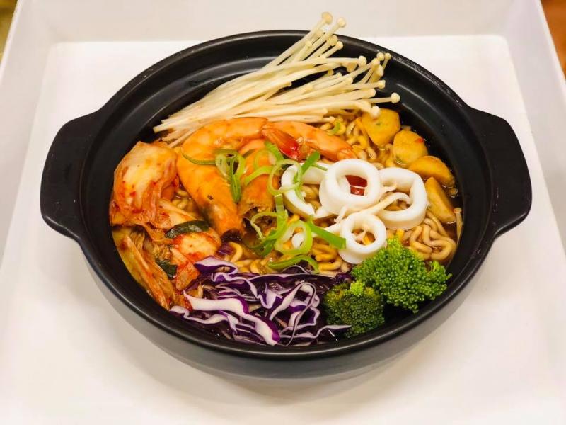 Kimkook - Lẩu Buffet Hàn Quốc Bảo Lộc