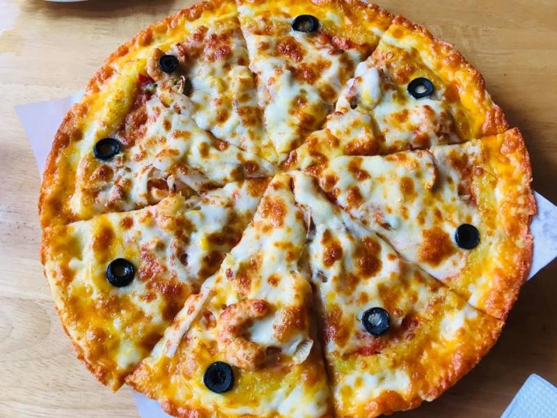 Sản phẩm bánh Pizza tại Kim.Pizza