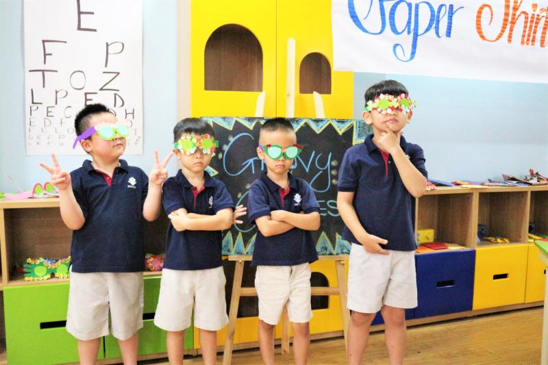 Kindy City Internation Preschool - Lê Quý Đôn