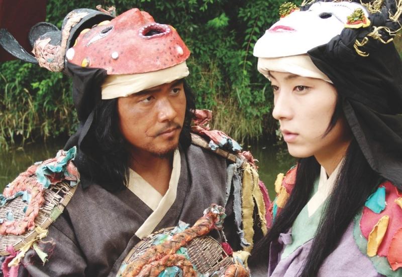 Lee Jun Ki trong phim King and the Clown