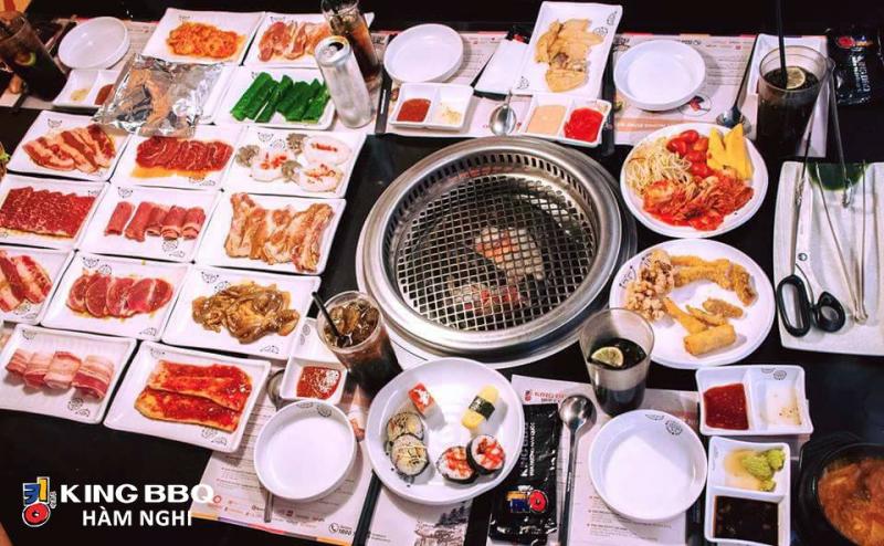 Top 10 Quán ăn ngon trên đường Hàm Nghi, Quận Nam Từ Liêm, Hà Nội