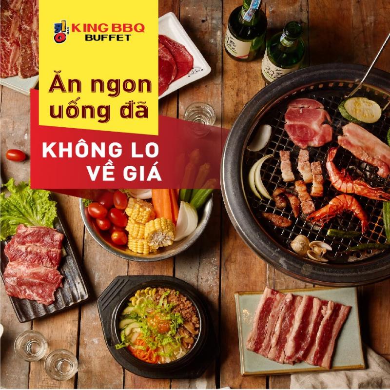 Các món ăn được chuẩn bị nhanh, và chỉ cần khách yêu cầu thì những đĩa thịt nướng lại được thêm đầy bàn.