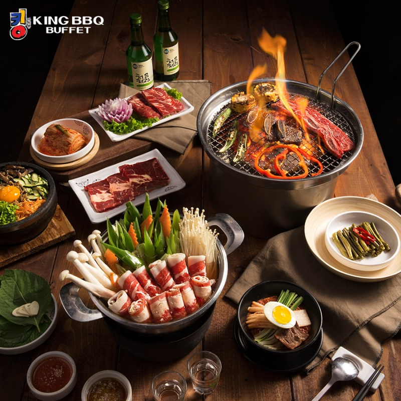 Lẩu King BBQ