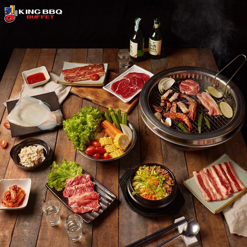King BBQ Big C Thăng Long