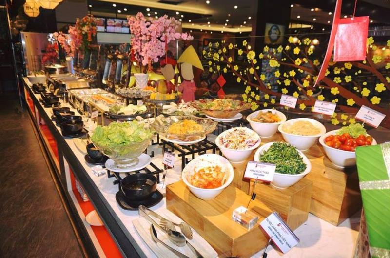 King BBQ Buffet - Big C Oriental