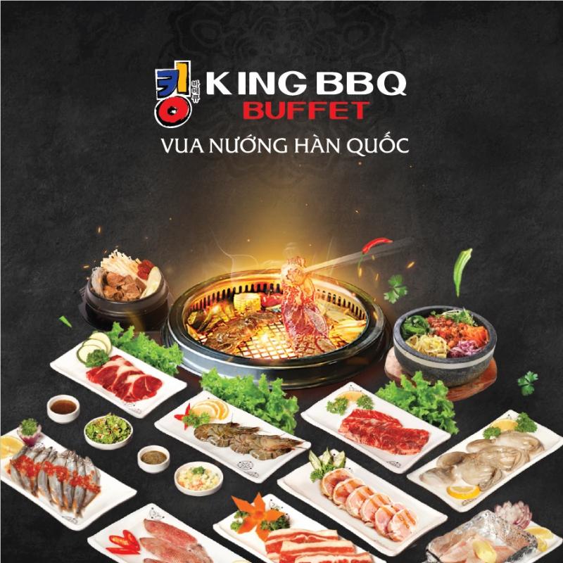King BBQ Buffet - Lê Văn Sỹ