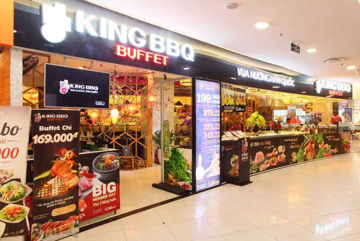 King BBQ Buffet Mipec