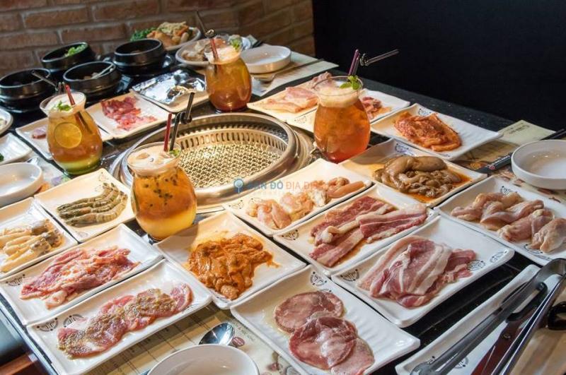 King BBQ Buffet – Vincom Lê Văn Việt