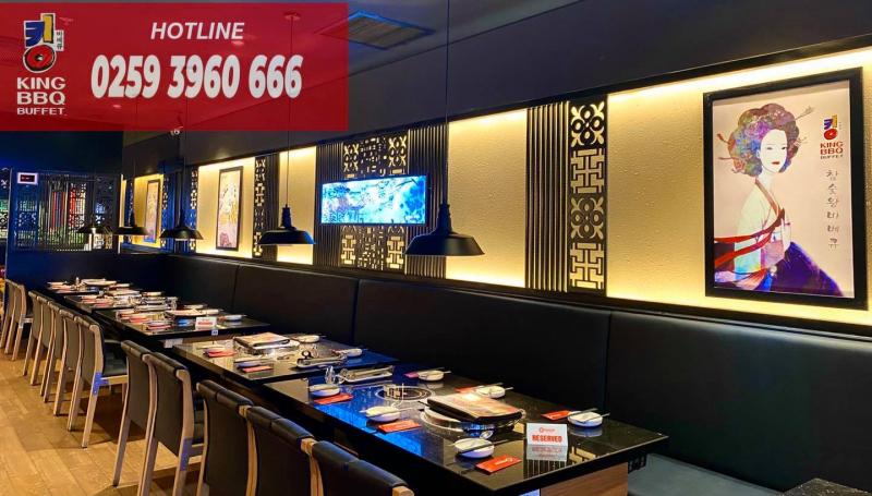 King BBQ Buffet Vincom Phan Rang