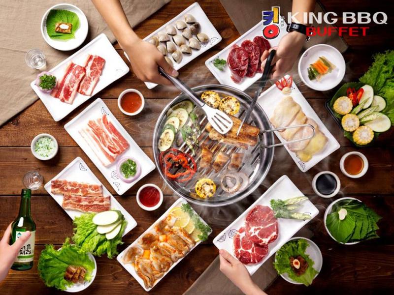 Top 6 Quán nướng ngon nổi tiếng nhất Quận Bình Thạnh, TP.HCM