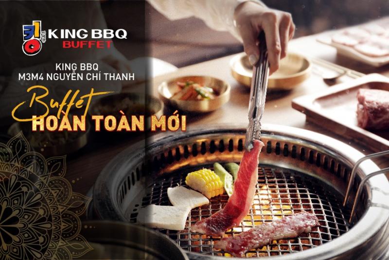 King BBQ - TTTM The Artemis Lê Trọng Tấn
