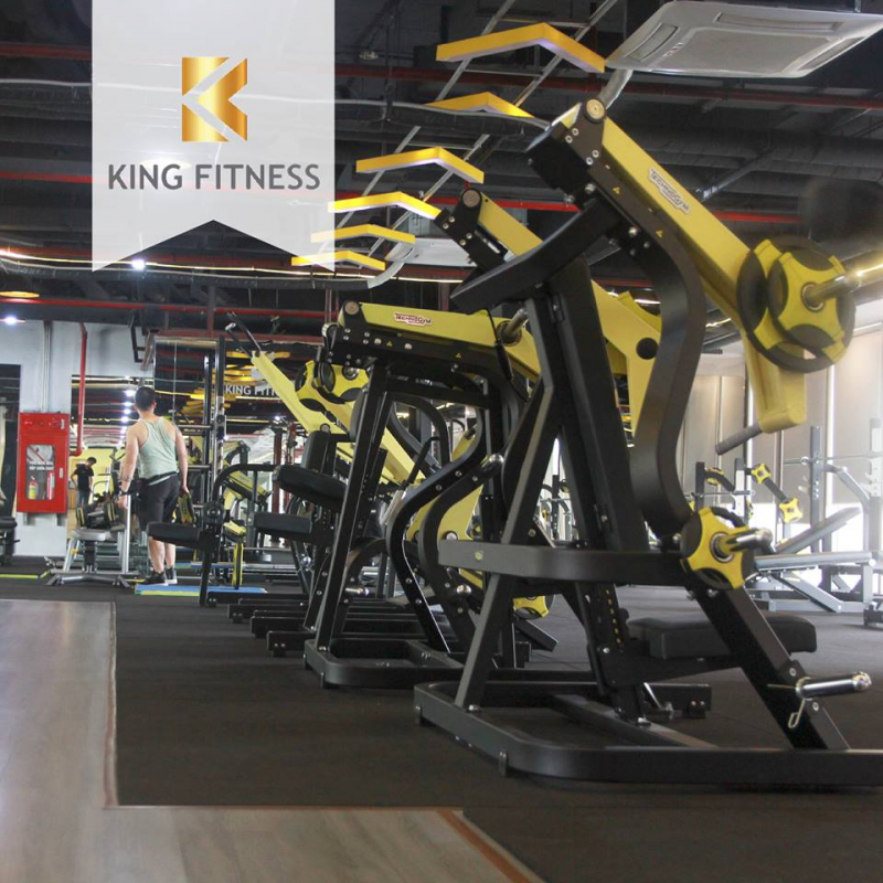 King Fitness - Cẩm Phả