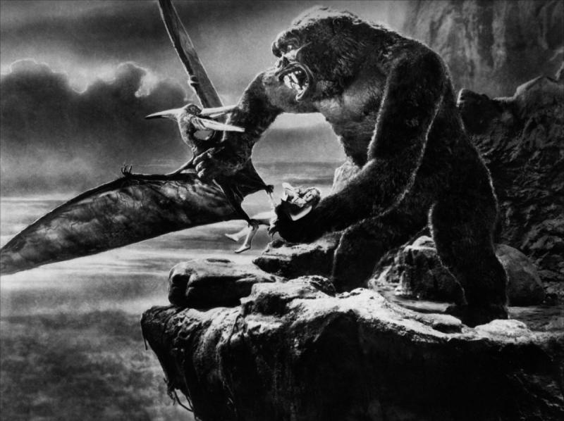 King Kong (1933) của đạo diễn: Merian C. Cooper, Ernest B. Schoedsac