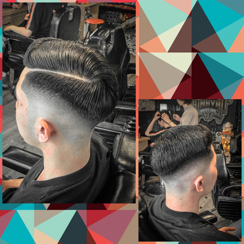 KING VAU Barber Shop