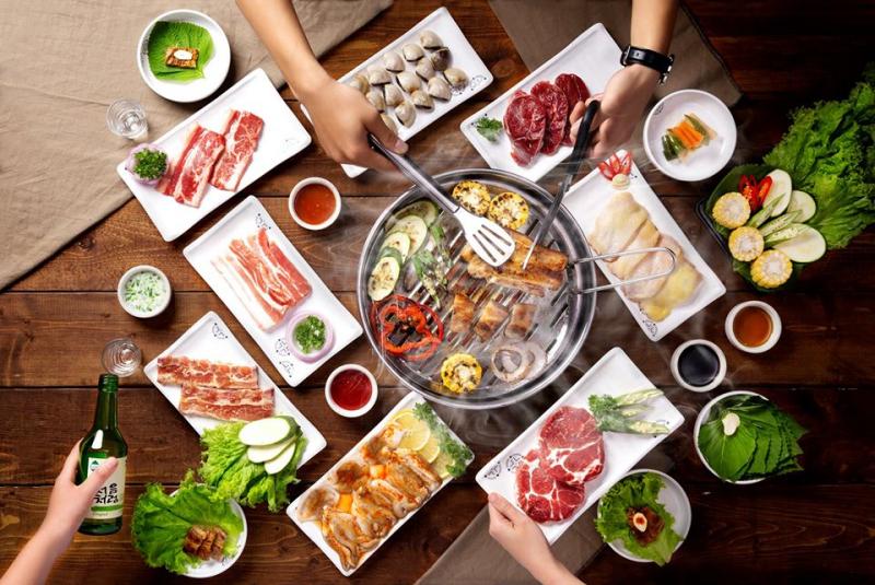 KingBBQ - Vietnam (King BBQ Buffet Rạch Giá Kiên Giang)