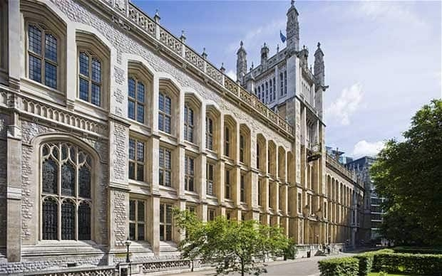 Trường King's College London