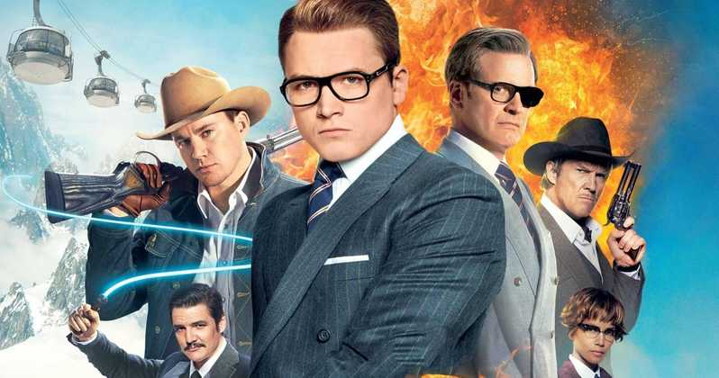 Kingsman: The Great Game (8/11)