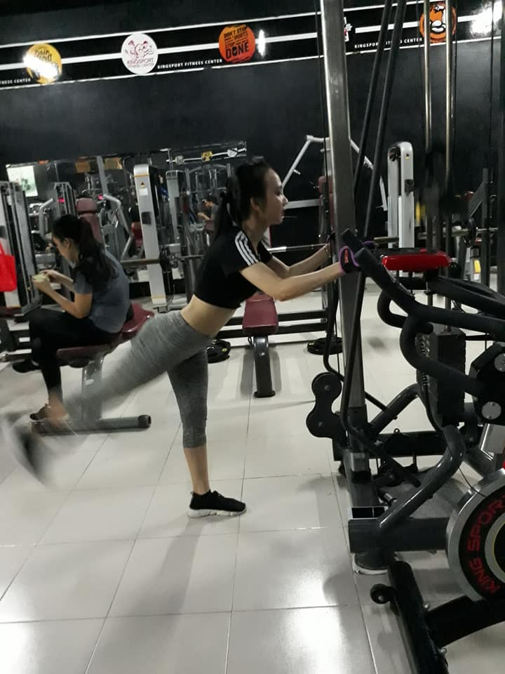 Kingsport Fitness Kiên Giang