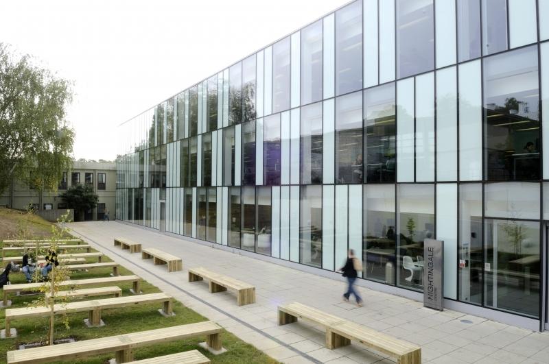 Trường Đại học Kingston có trụ sở tại thủ đô Luân Đôn