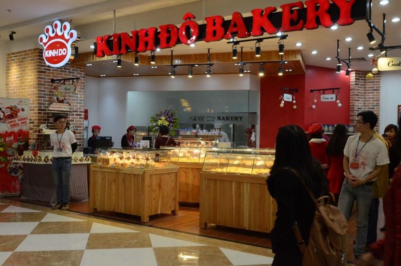 Cửa hàng Kinh Đô Bakery