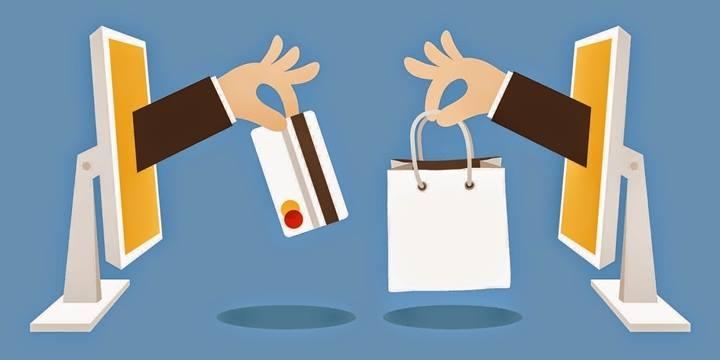 Hình thức kinh doanh online ngày càng phổ biến
