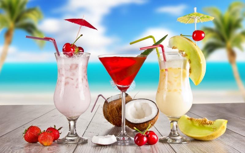 Kinh doanh đồ uống mùa hè