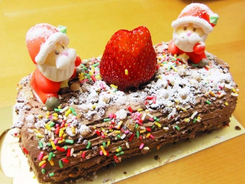 Kinh doanh đồ ăn phục vụ Giáng sinh