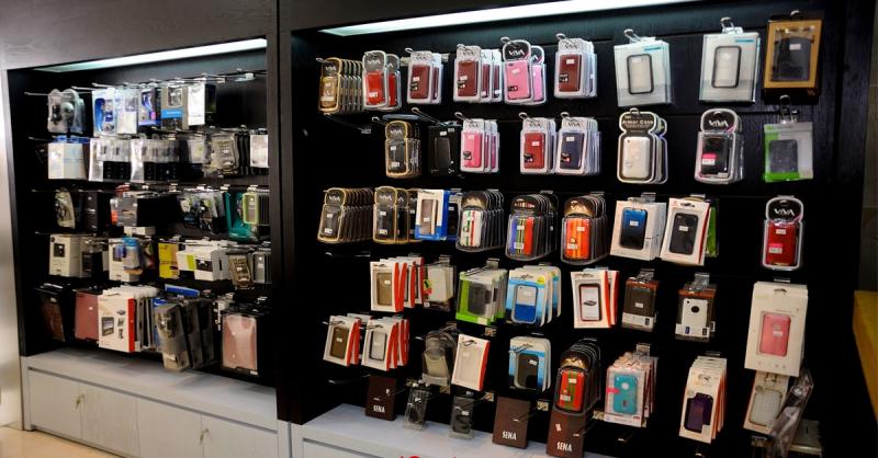 Kinh doanh phụ kiện điện thoại