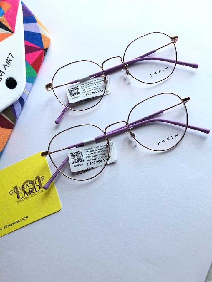 Nhiều kiểu dáng kính đẹp mắt