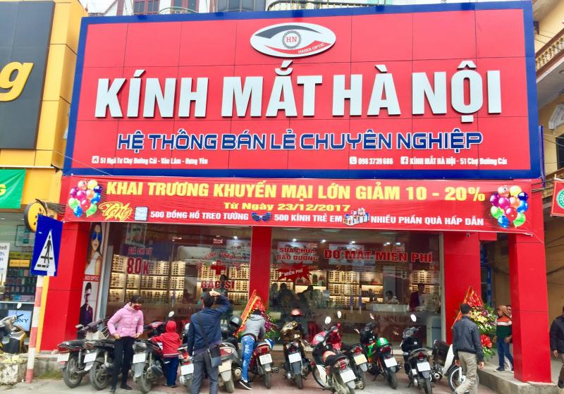 Với nhiều năm kinh nghiệm, Cửa hàng  kính mắt Hà Nội tại Hưng Yên là địa chỉ tin cậy được nhiều người tìm đến