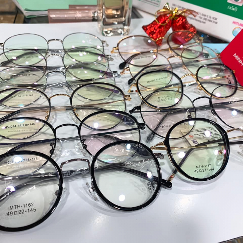 Mắt kinh tại Minh Sinh
