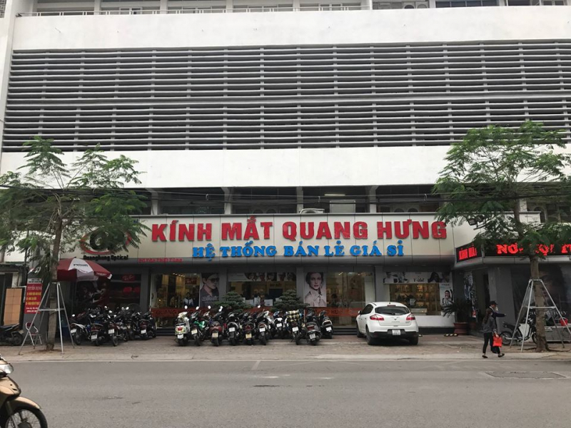 Kính Mắt Quang Hưng