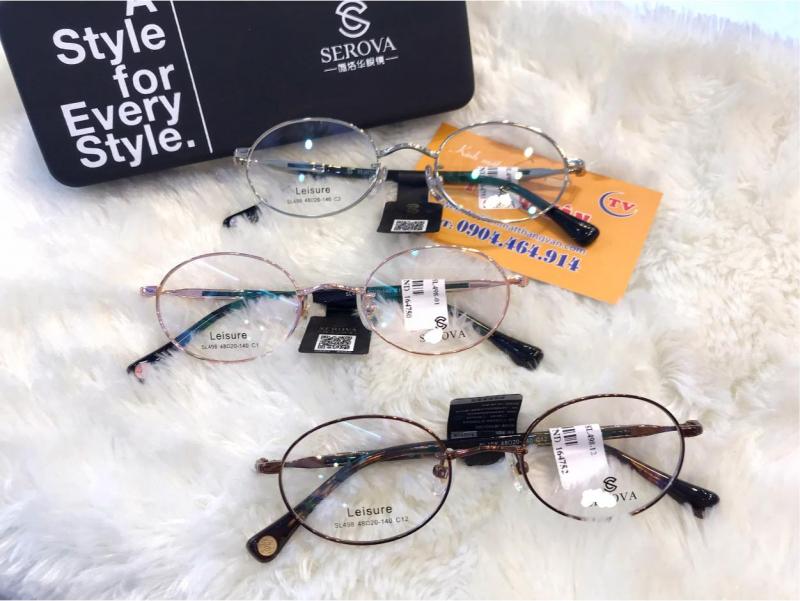 Top 8 địa chỉ mua kính mắt đẹp và chất lượng tại Hải Phòng