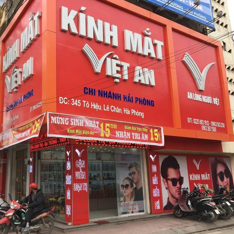 Kính Mắt Việt An