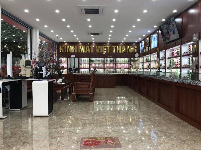 Kính Mắt Việt Thắng