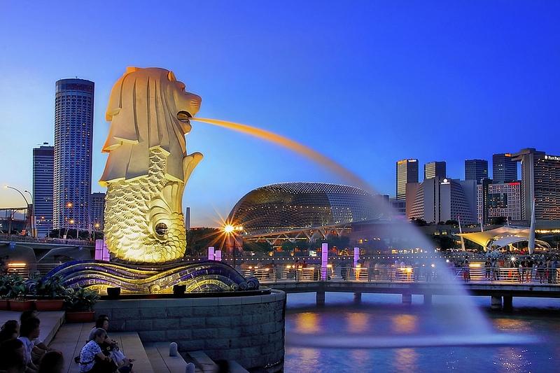 Singapore là một địa điểm lý tưởng để tham quan du lịch