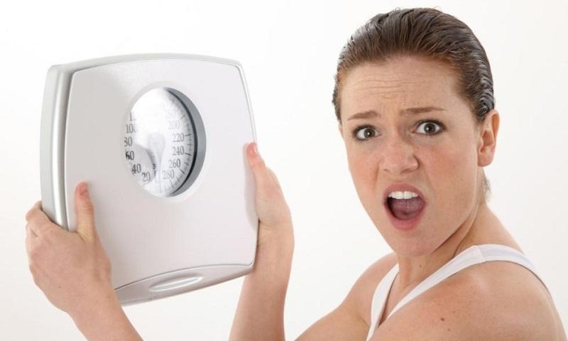 Mẹ bầu cần tránh tăng cân quá nhiều