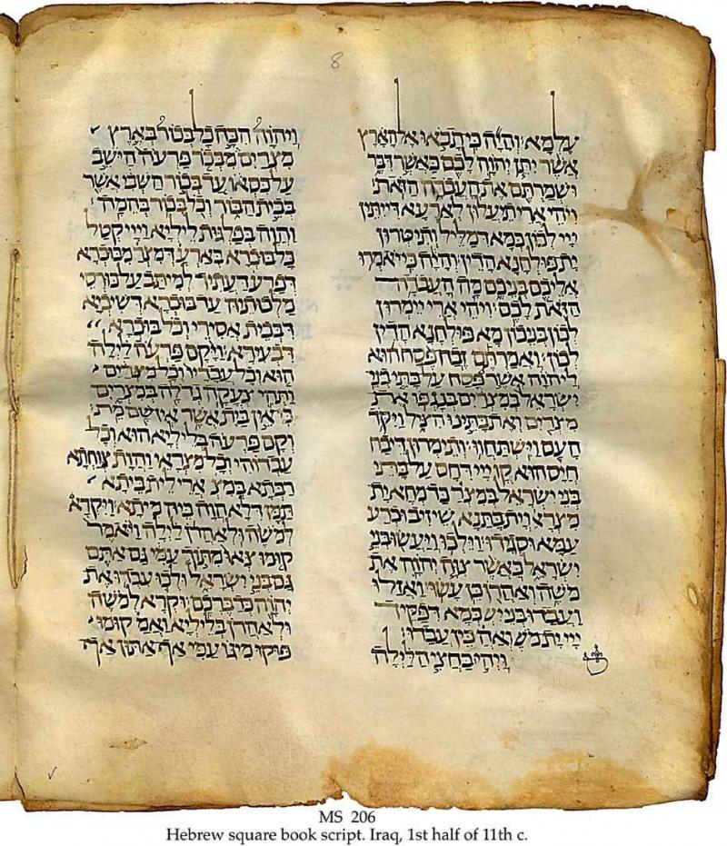 Kinh thánh Hebrew (Do Thái)