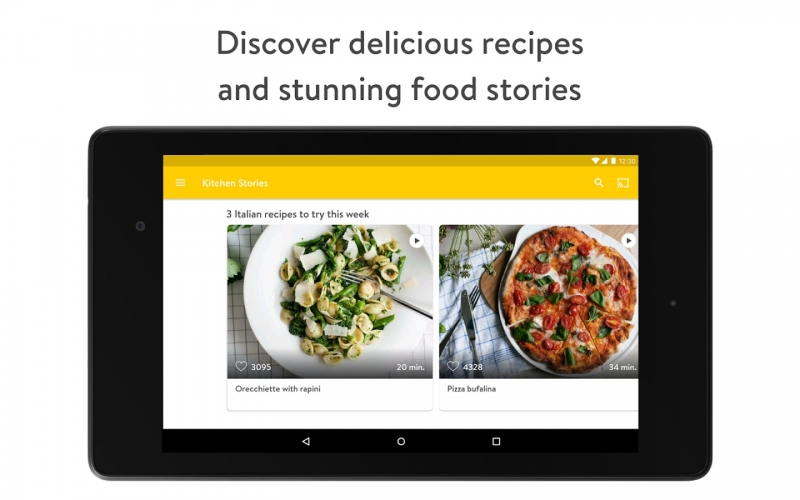 Kitchen Stories: Android/iOS