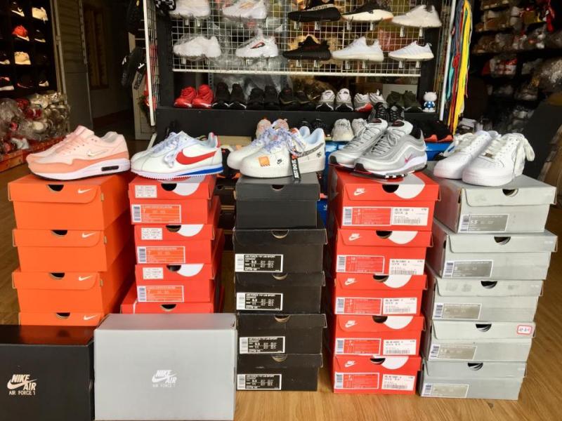Các mẫu giày của Klee Store