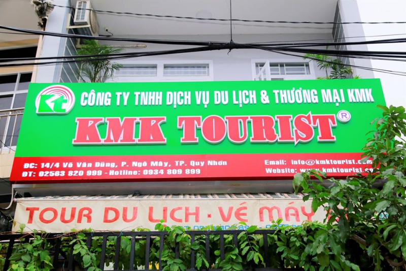 KMK Tourist Co.,Ltd