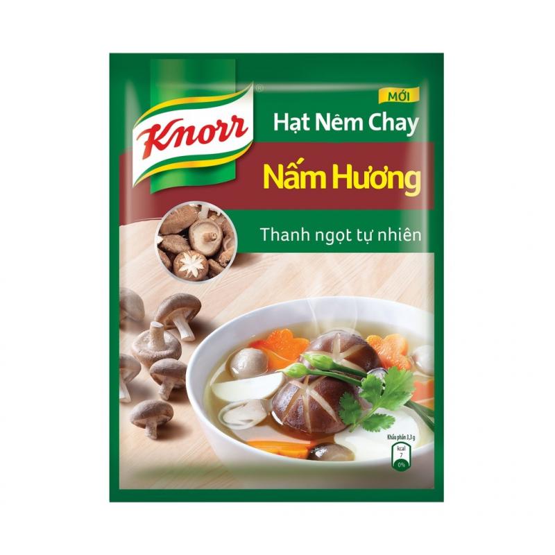 Knorr Hạt nêm chay Nấm Hương