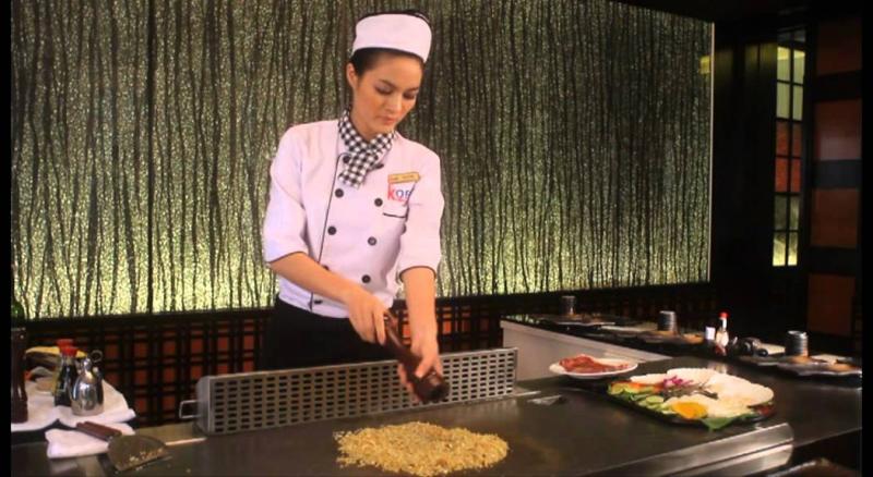 Kobe Teppanyaki - Tú Xương